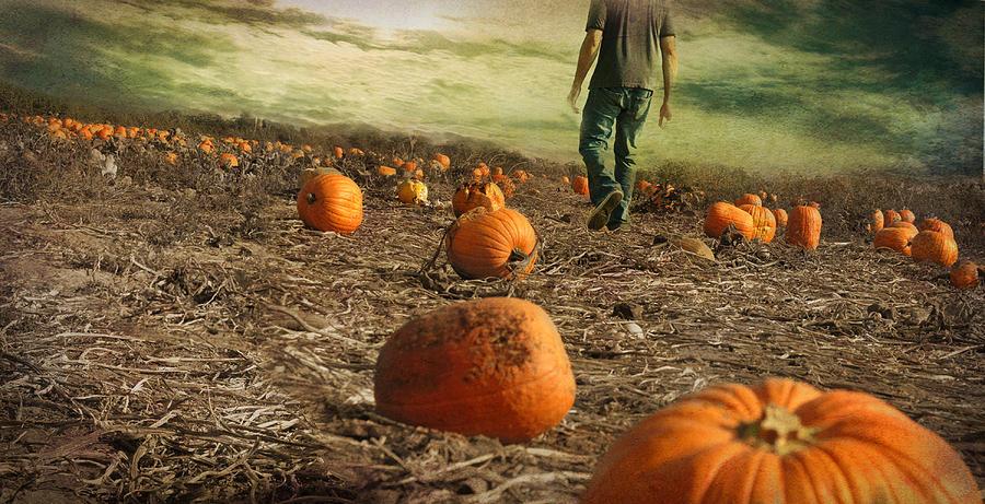 Fall Photograph - Coming soon by Inesa Kayuta