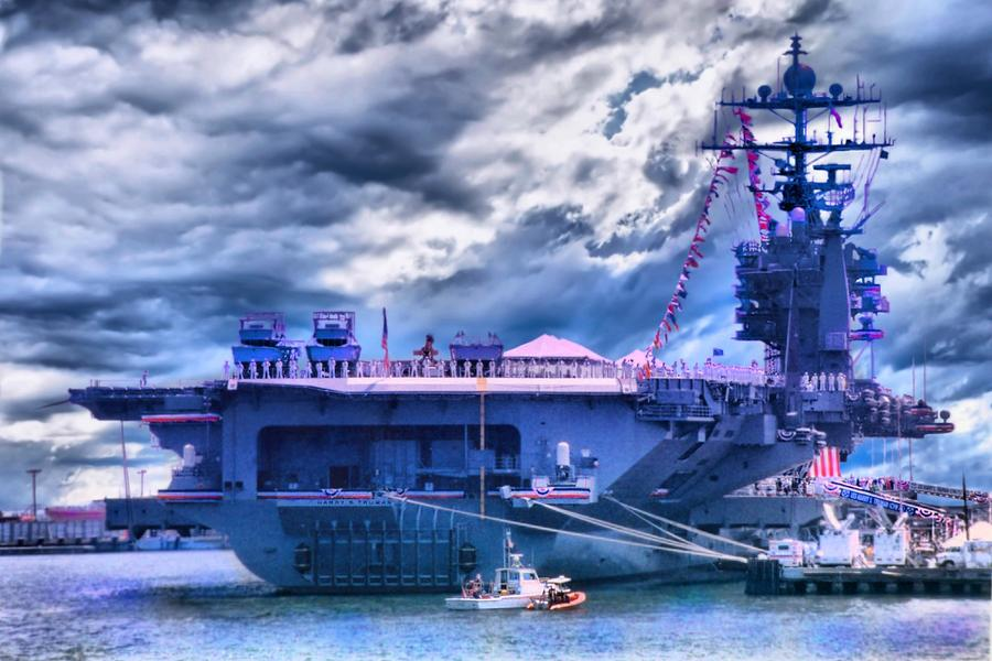 Carrier Photograph - Commissioned by DJ Florek