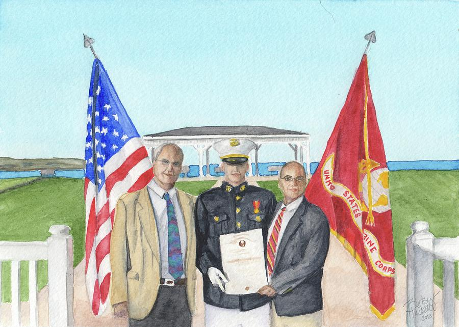 Commissioning by Betsy Hackett