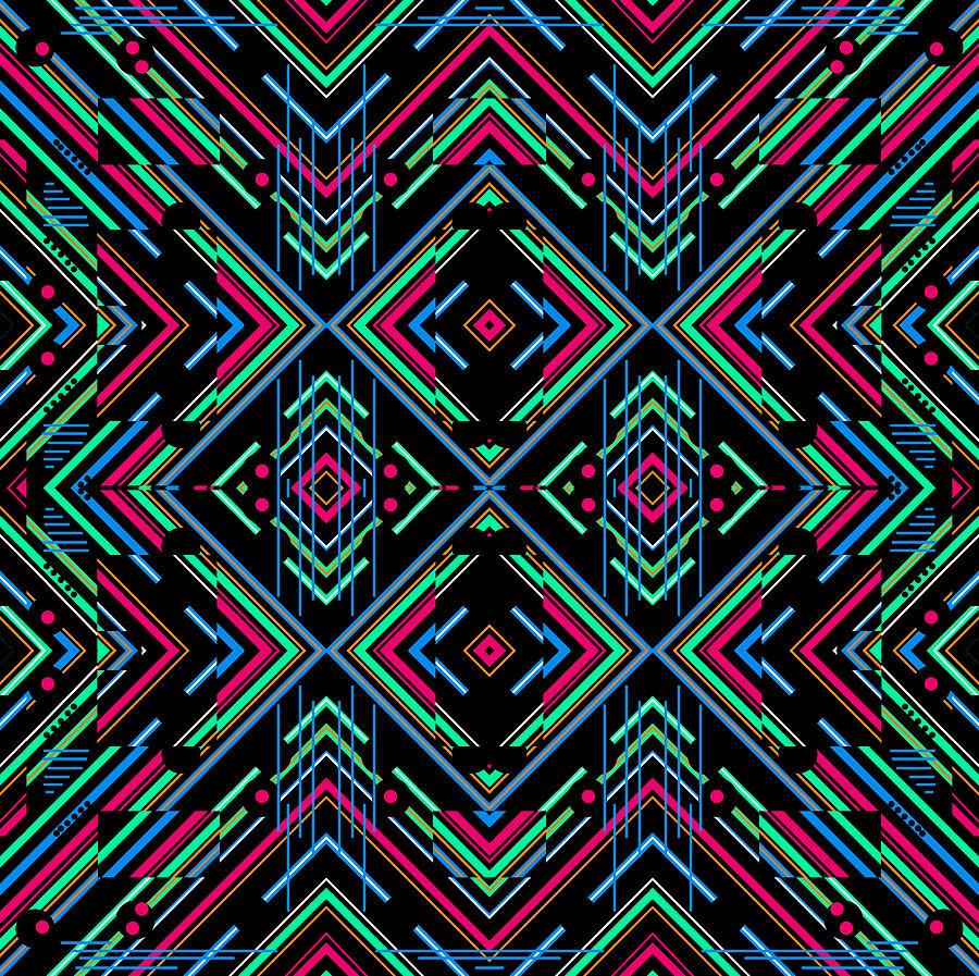 Digital Digital Art - Communication Breakdown by Joy McKenzie