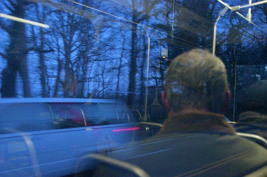 Commuting Photograph