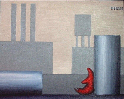 Factory Painting - Compliance by Robert Henne