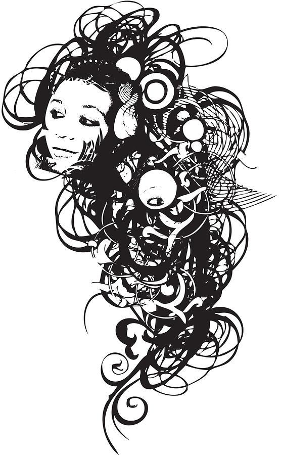 Complications Digital Art by Belinda Book