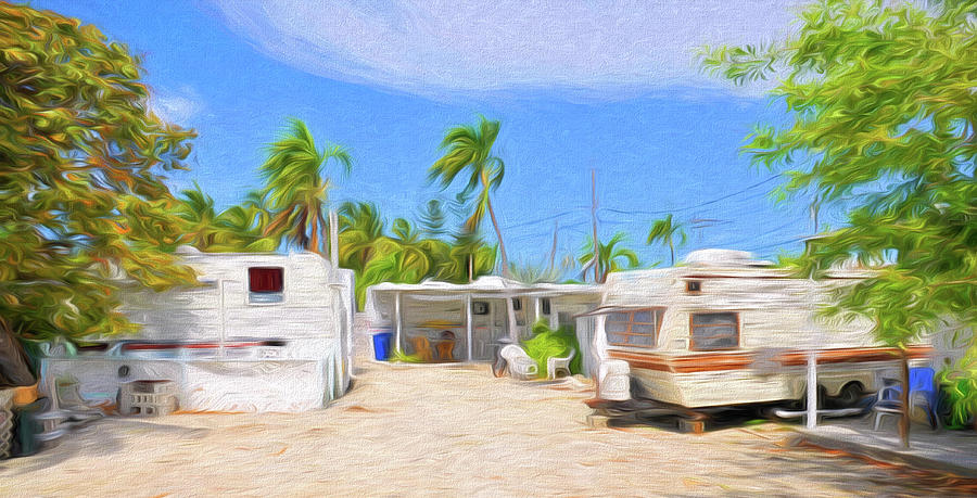 Conch Key Trailers by Ginger Wakem