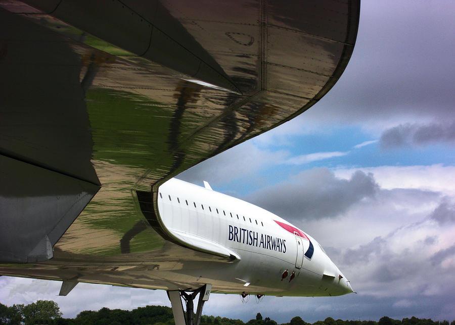 Concorde Photograph