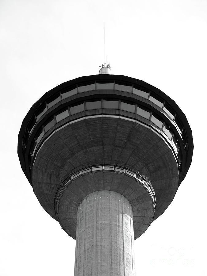 Architecture Photograph - Concrete by Tapio Koivula