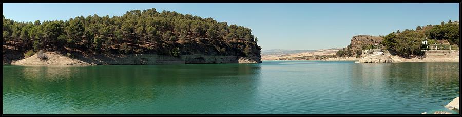 Lanscape Photograph - Conde De Guadalquivir by Sugacu Victor