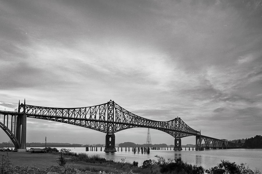 Conde McCullough Memorial Bridge by HW Kateley
