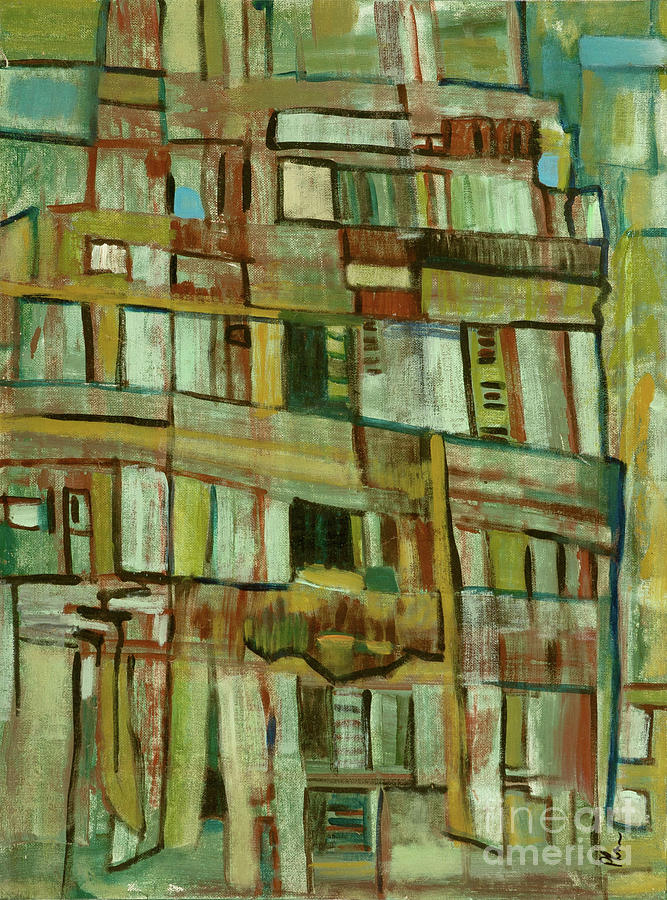 Abstract Painting - Condo by Paul McKey