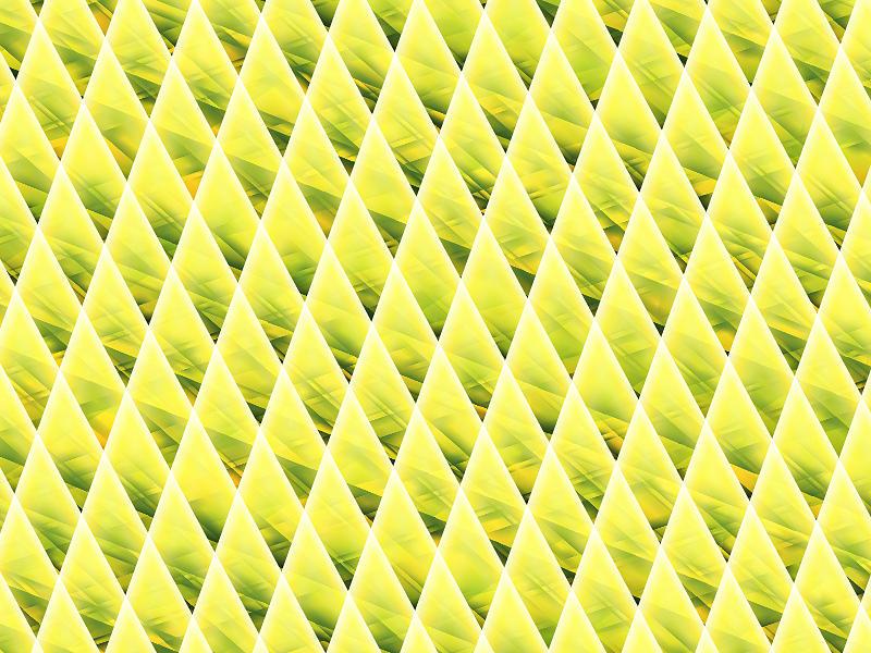 Cones Digital Art - Coneland by Shirlena Rudder