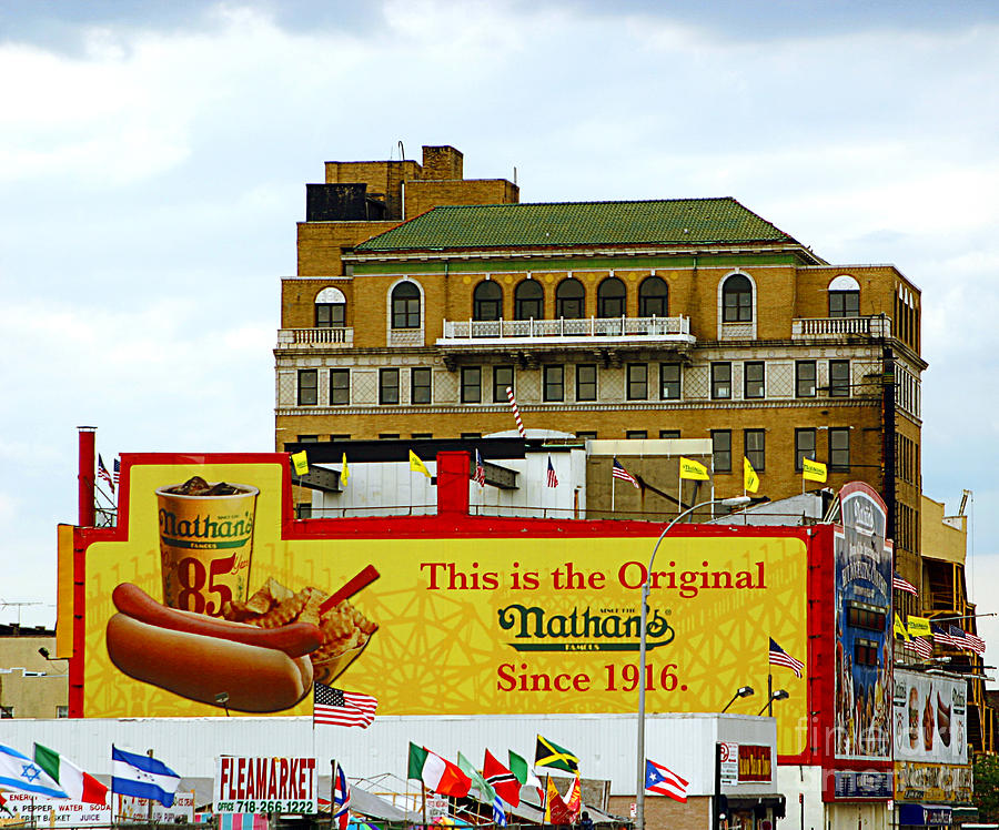 Food Photograph - Coney Island Memories 9 by Madeline Ellis