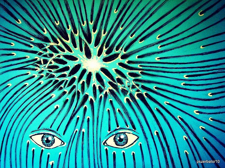Confluence Digital Art - Confluence by Paulo Zerbato