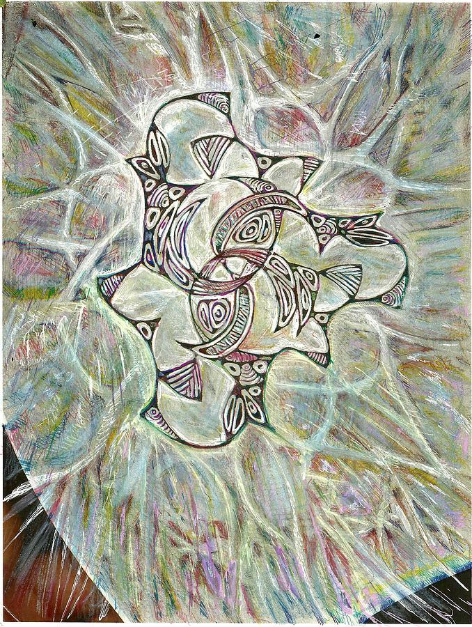 Connaitre De Vue Painting by Jeremy Robinson
