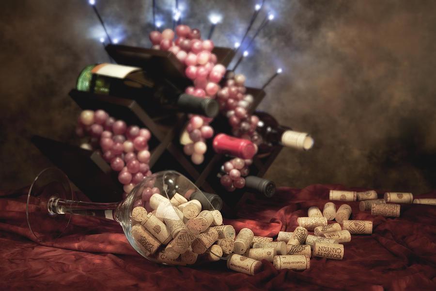 Wine Photograph - Connoisseur II by Tom Mc Nemar
