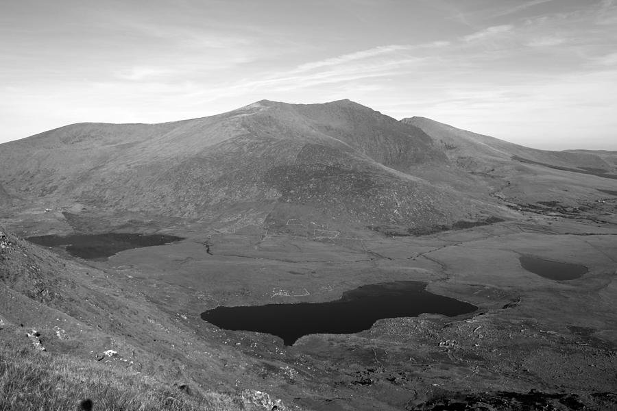Dingle Photograph - Connor Pass by John Quinn