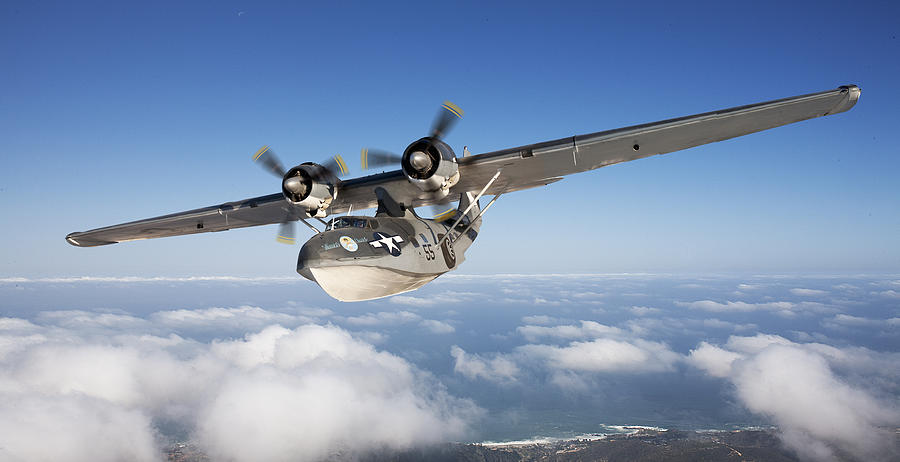 Consolidated Pby Catalina Photograph by Larry McManus