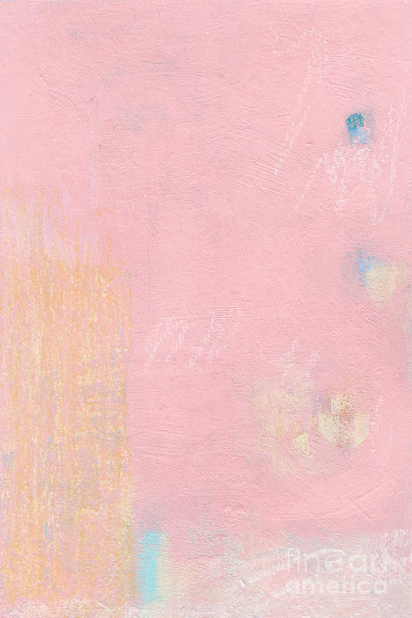 Abstract Painting - Contemplate by Shihori Obata