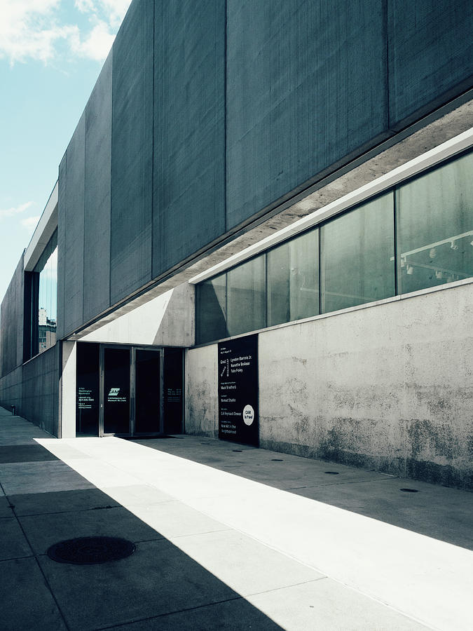 Architecture Photograph - Contemporary Art Museum St. Louis by Dylan Murphy