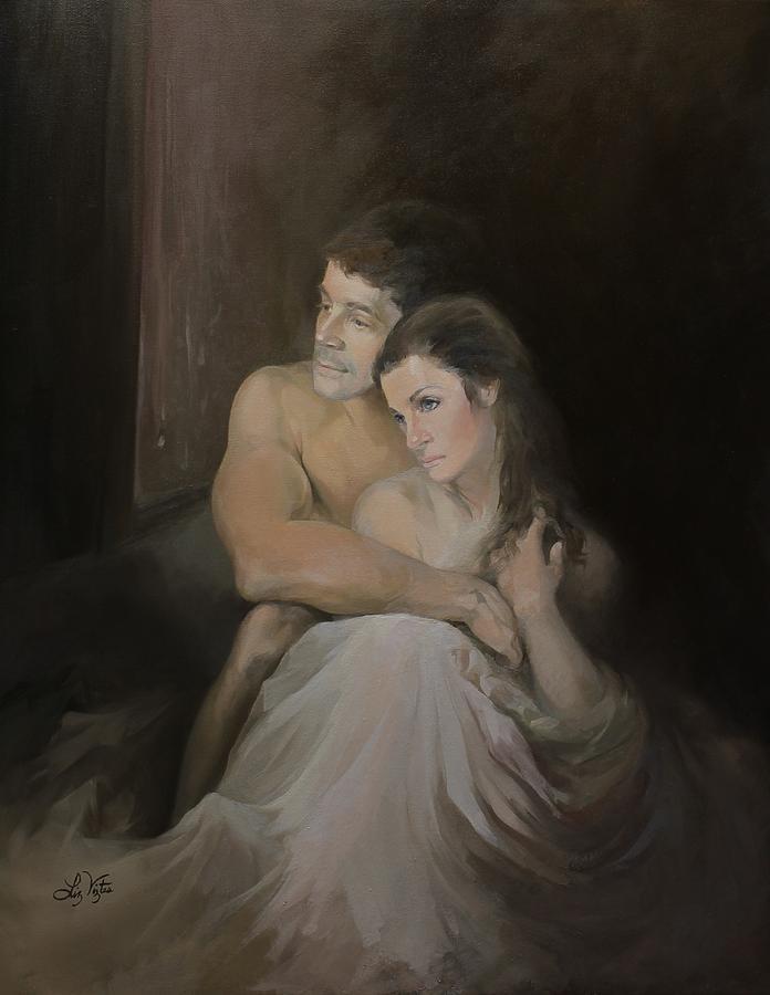 Contentment by Liz Viztes