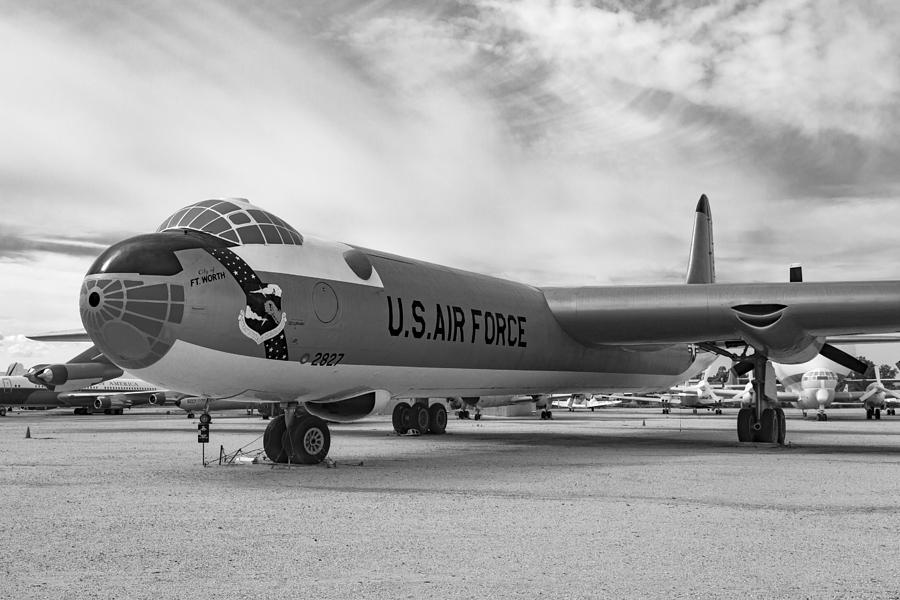 Convair B-36 Peacemaker  Photograph by Rick Pisio
