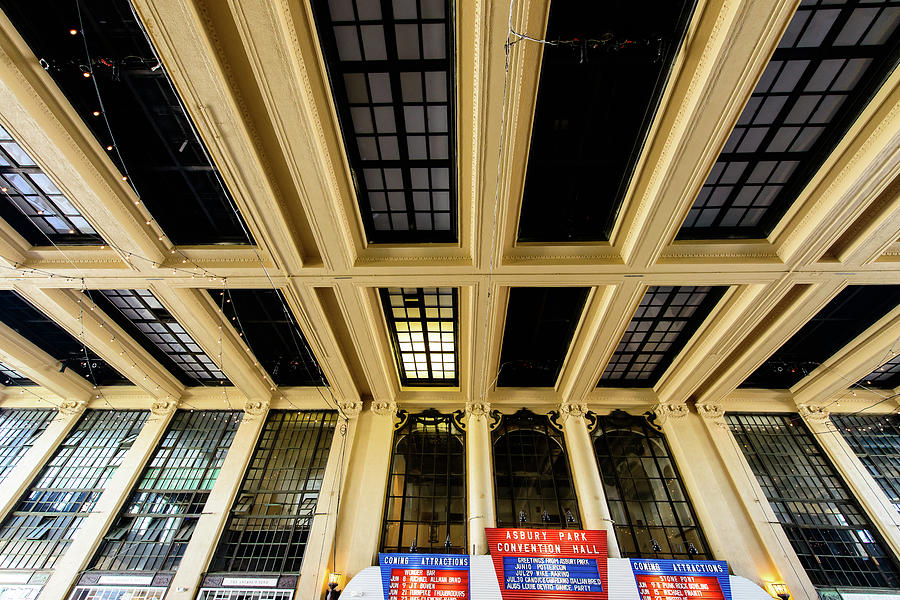 Convention Hall by Marlo Montanaro