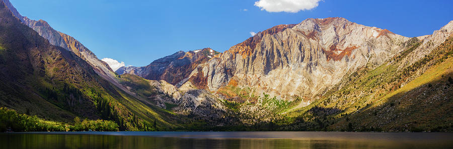 Convict Lake - Mammoth Lakes, California by Bryant Coffey