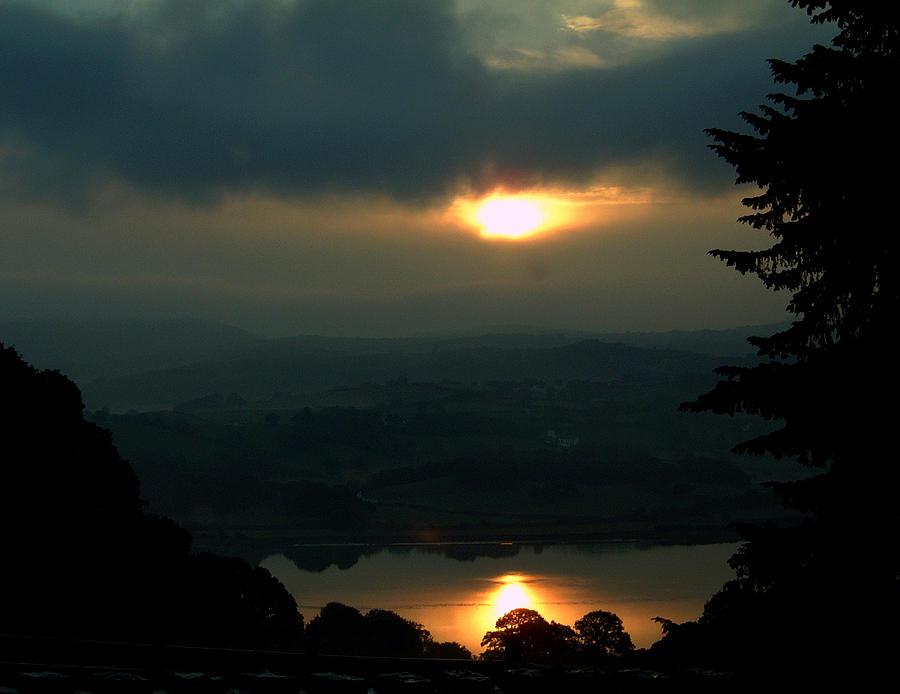 Sunrise Photograph - Conwy Sunrise II by Gary Rowlands