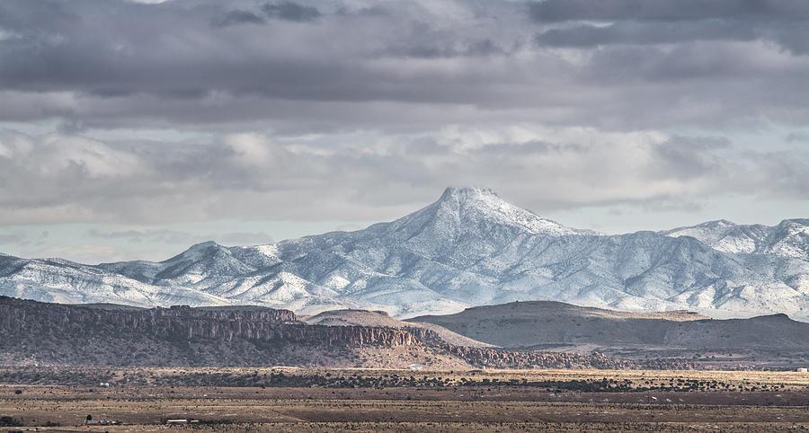 Cookes Peak Photograph