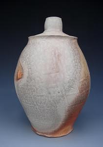 Porcelain Ceramic Art - Cookie Jar by Simon Levin
