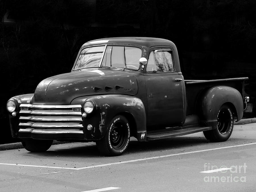 Cool 1951 Chevy Pickup Truck