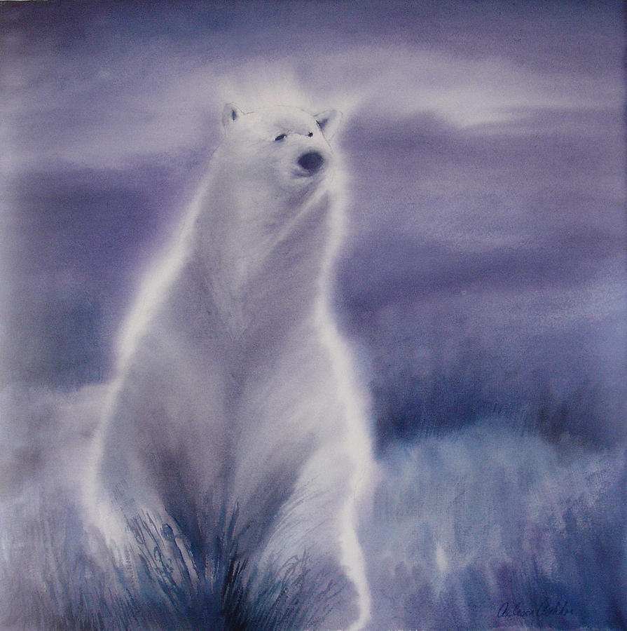 Cool Bear Painting