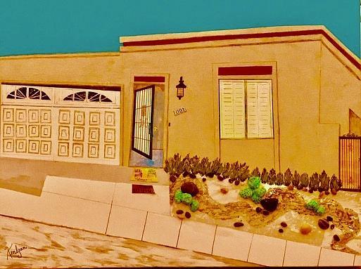 Cool Serene Desert Home by Kenlynn Schroeder