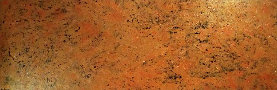 Original Painting - cooling Lava by Kim Switzer