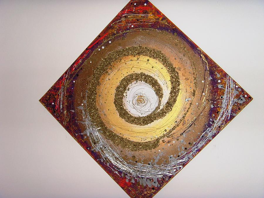 Feng Shui Painting - Cooper Karma by Ilica Ana maria