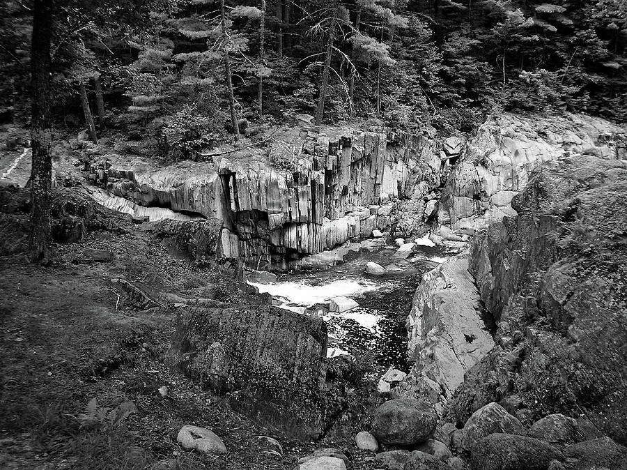 Maine Photograph - Coos Canyon 1553 by Guy Whiteley