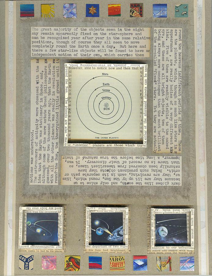 Astronomy Mixed Media - Copernicus by Robert Stockton