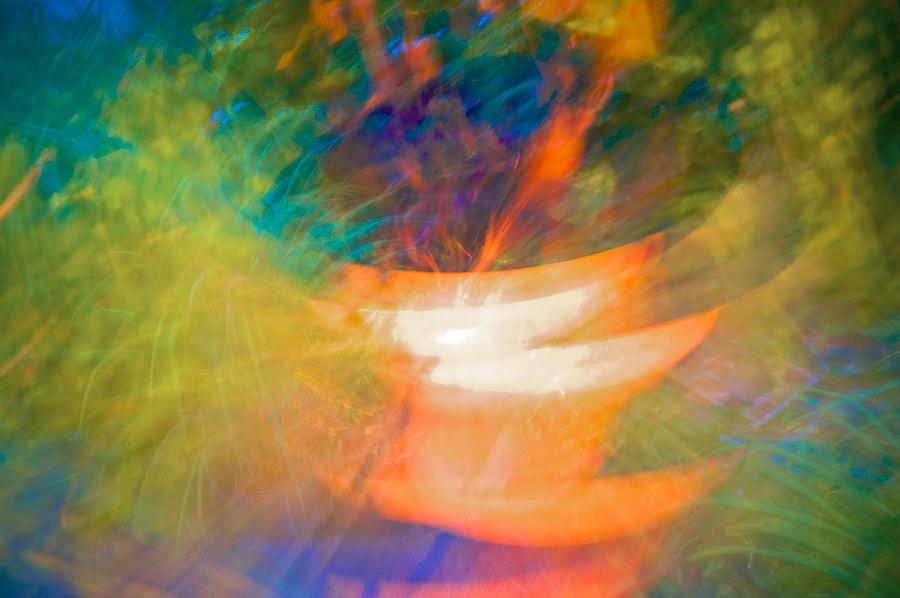 Abstract Photograph - Copper Light by William Wetmore
