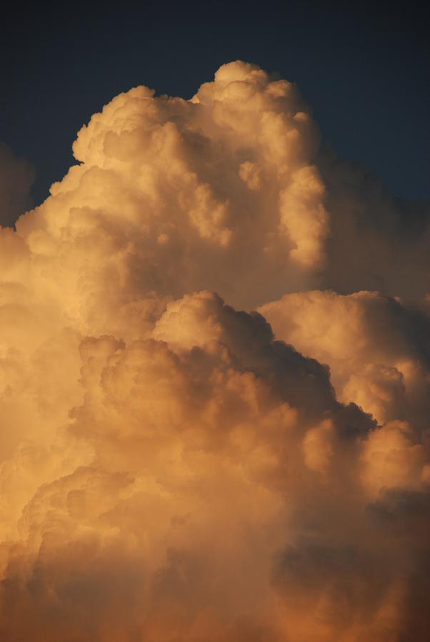 Clouds Photograph - Coppermouth by Rob Hans