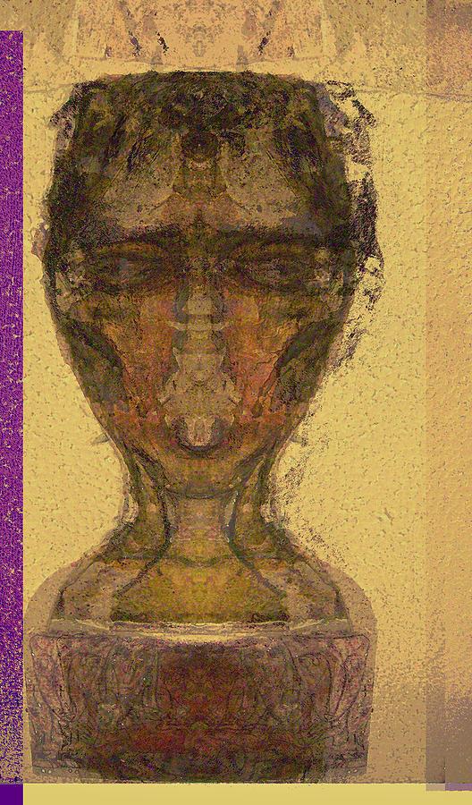 Relgion Mixed Media - Coptic 3 by Noredin Morgan
