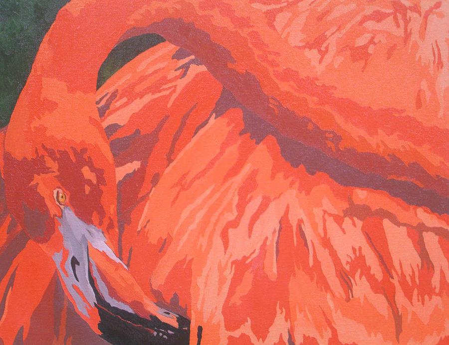 Coral Princess by Cheryl Bowman