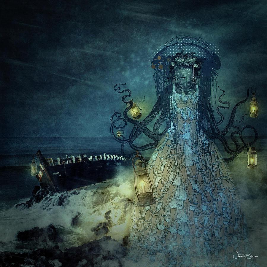 Cordelia Daughter Of The Sea by Norma Slack