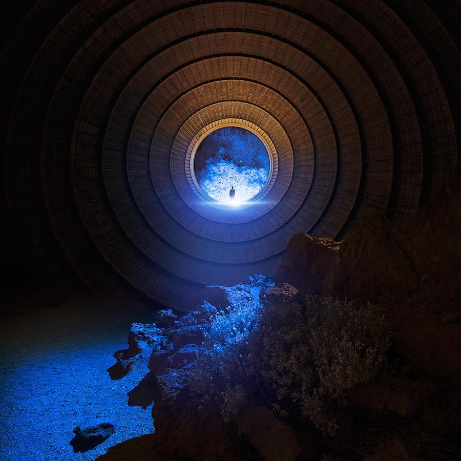 Mystery Photograph - Core by Michal Karcz