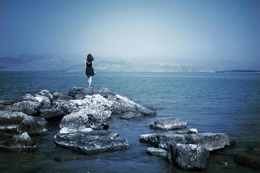 Corfu Photograph - Corfu - Greece by Cambion Art