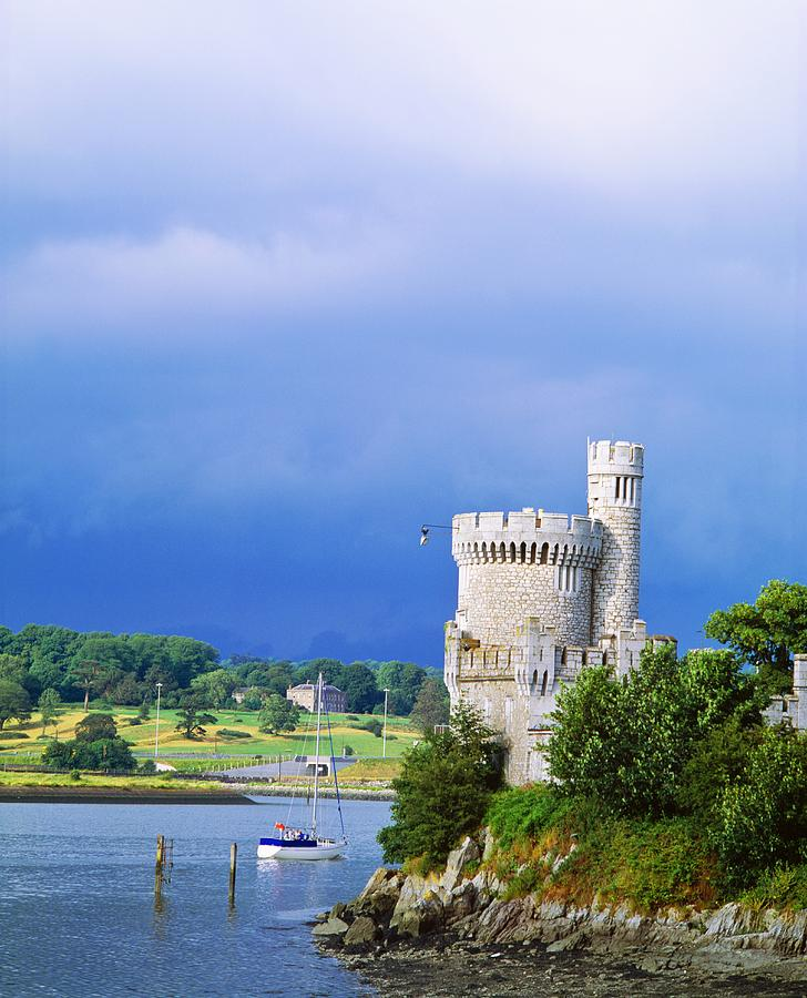 Cork City, Blackrock Castle Photograph By The Irish Image