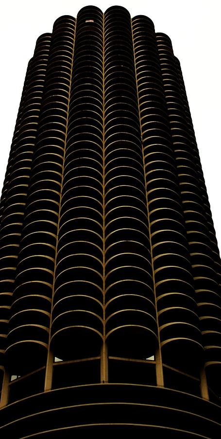 Architectural Photograph - Corncob by Kenna Westerman