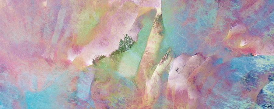 Cornerstone - Abstract Art by Jaison Cianelli