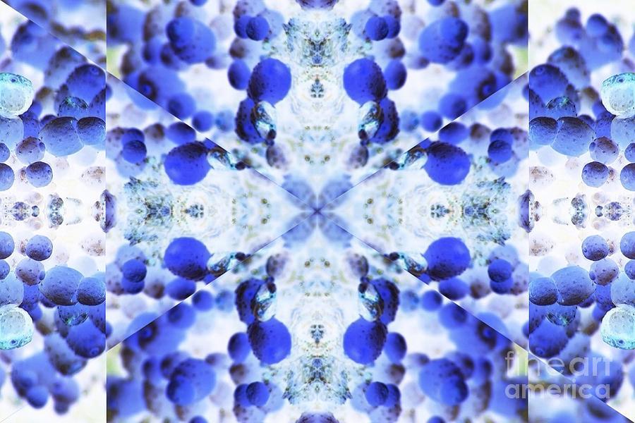 Abstract Digital Art - Crossings by Lorles Lifestyles