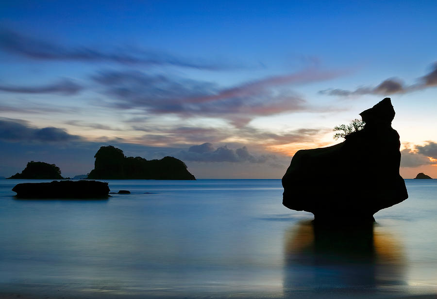 Coromandel Dawn by Nicholas Blackwell