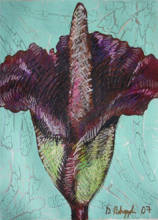 Corpse Painting - Corpse Flower by Dodd Holsapple