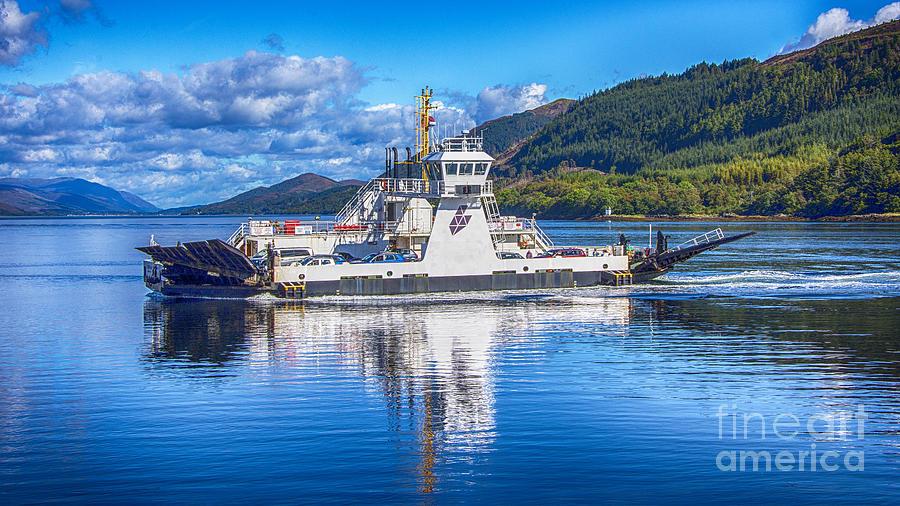 Corran Ferry 3 Photograph